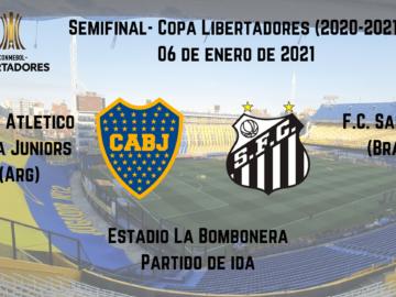 Boca Junior - Santos Apuestas deportivas