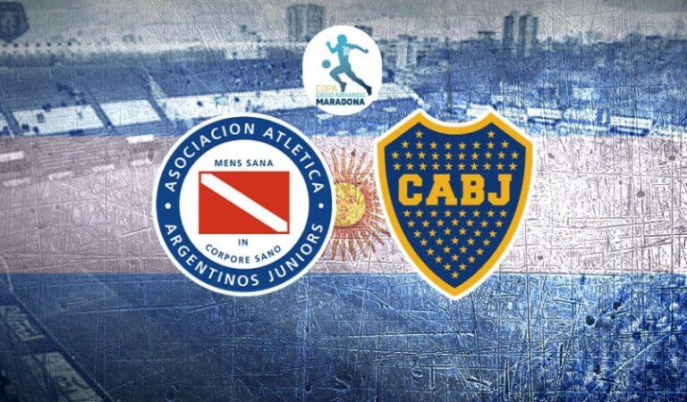 Argentinos Jrs. Vs Boca  (09 ene)   Pronósticos deportivos para apostar en fútbol