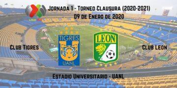 pronosticos deportivos Tigres Leon LigaMX