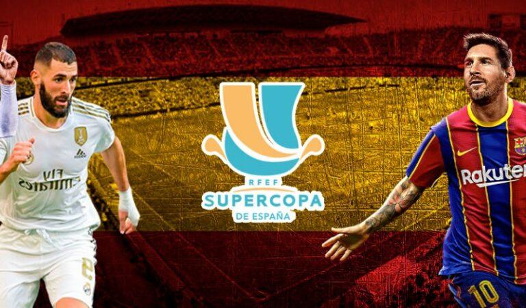 Supercopa de España  – Los mejores picks para apostar en las casas de apuestas online