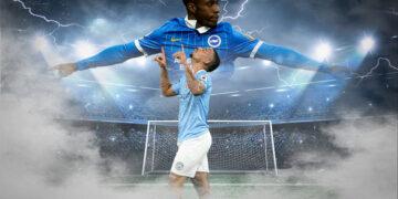 Apuestas deportivas Manchester City vs Brighton