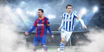 Apostar Real Sociedad vs Fútbol Club Barcelona