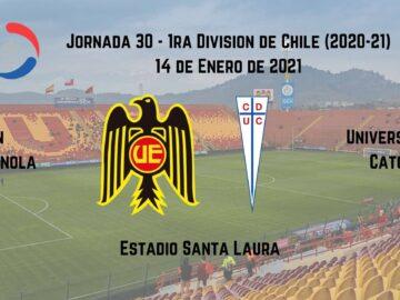pronosticos deportivos union española universidad catolica apostar futbol chileno