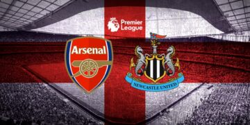Apostar Arsenal vs Newcastle