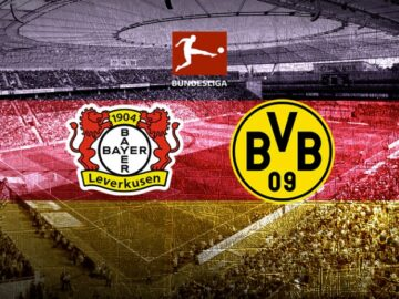 Apostar Bayer Leverkusen vs Borussia Dortmund