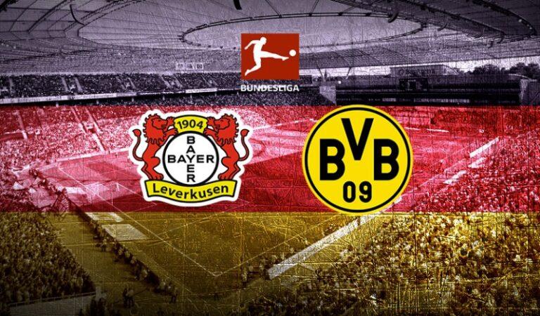 Bayer Leverkusen vs Borussia Dortmund |(19 ene) | Pronósticos deportivos para apostar en fútbol