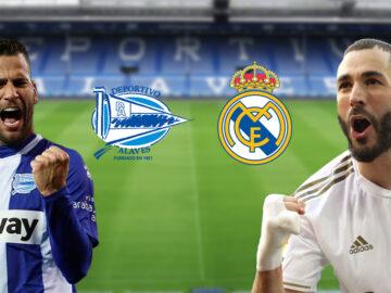Apostar Alavés Vs Real Madrid
