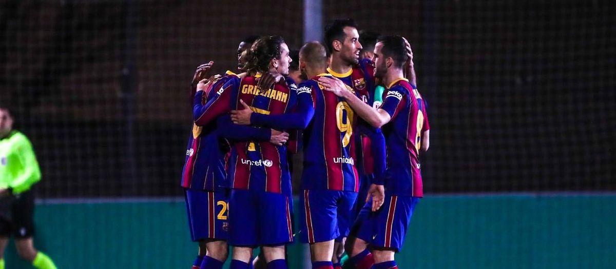apostar El Barca