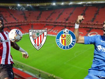 Apostar Athletic Bilbao vs Getafe
