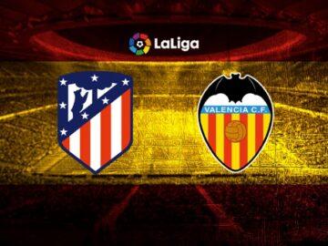 Apostar Atlético de Madrid vs Valencia