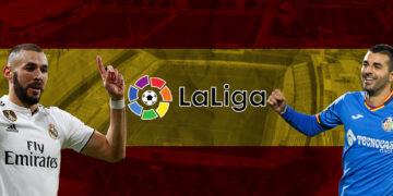 Apuestas deportivas Real Madrid vs Getafe