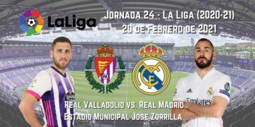 Apuestas deportivas Real Madrid Valladolid