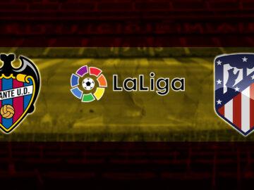 Qué apostar en el partido Levante vs Atlético de Madrid