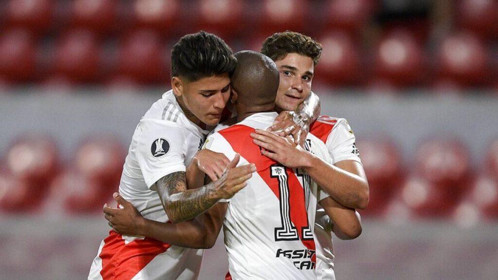 River Plate jornada 2