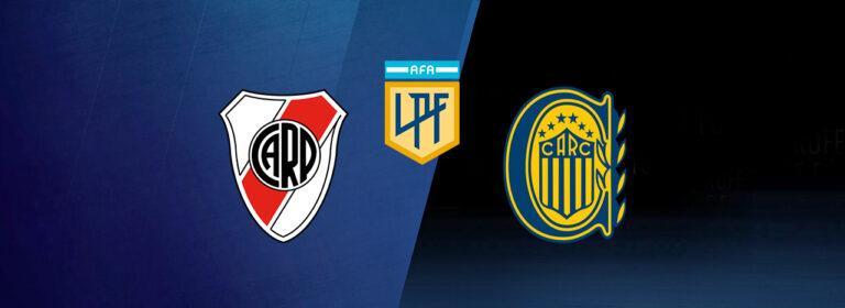 Apostar River Plate vs Rosario Central
