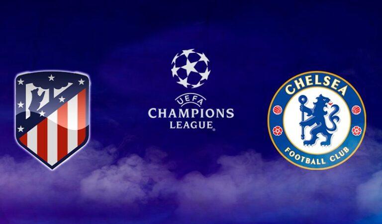Atlético de Madrid vs Chelsea (23 feb) |Previa y  los mejores picks para apostar
