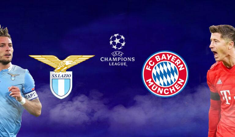 Lazio vs Bayern Munich (23 feb) |Previa y  los mejores picks para apostar