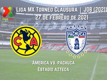 Pronósticos deportivos America Vs Pachuca