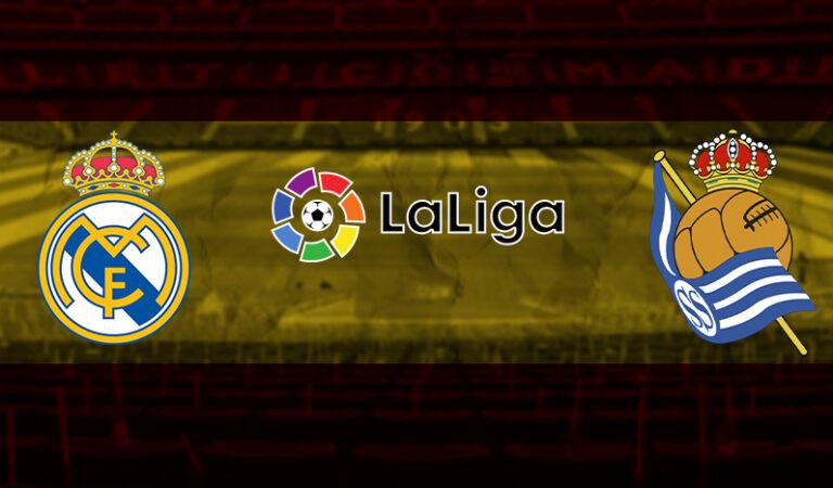 Real Madrid vs Real Sociedad (01 mar) |Previa y  los mejores picks para casas de apuestas